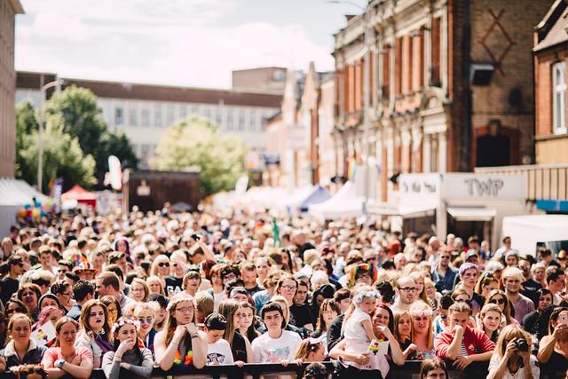 Pride in Hull 2016