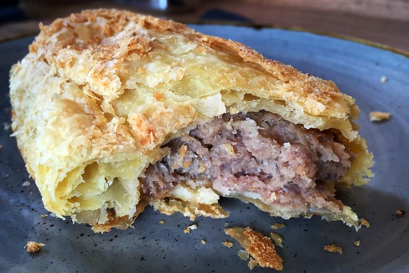 Sausage roll, Drummoyne Bakehouse Cafe
