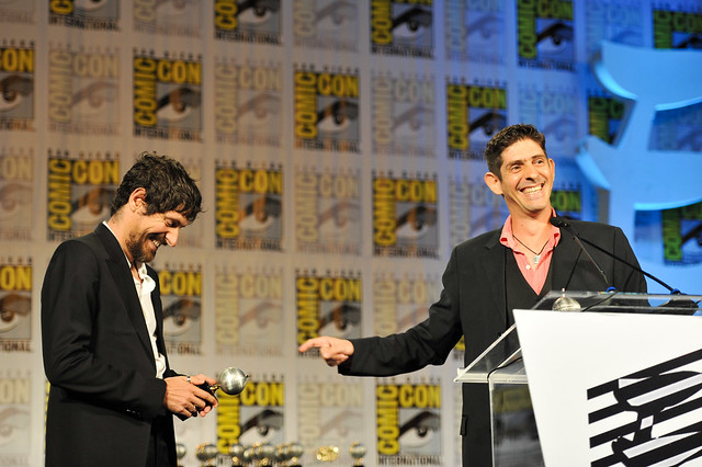 San Diego Comic-Con 2016: Eisner Awards
