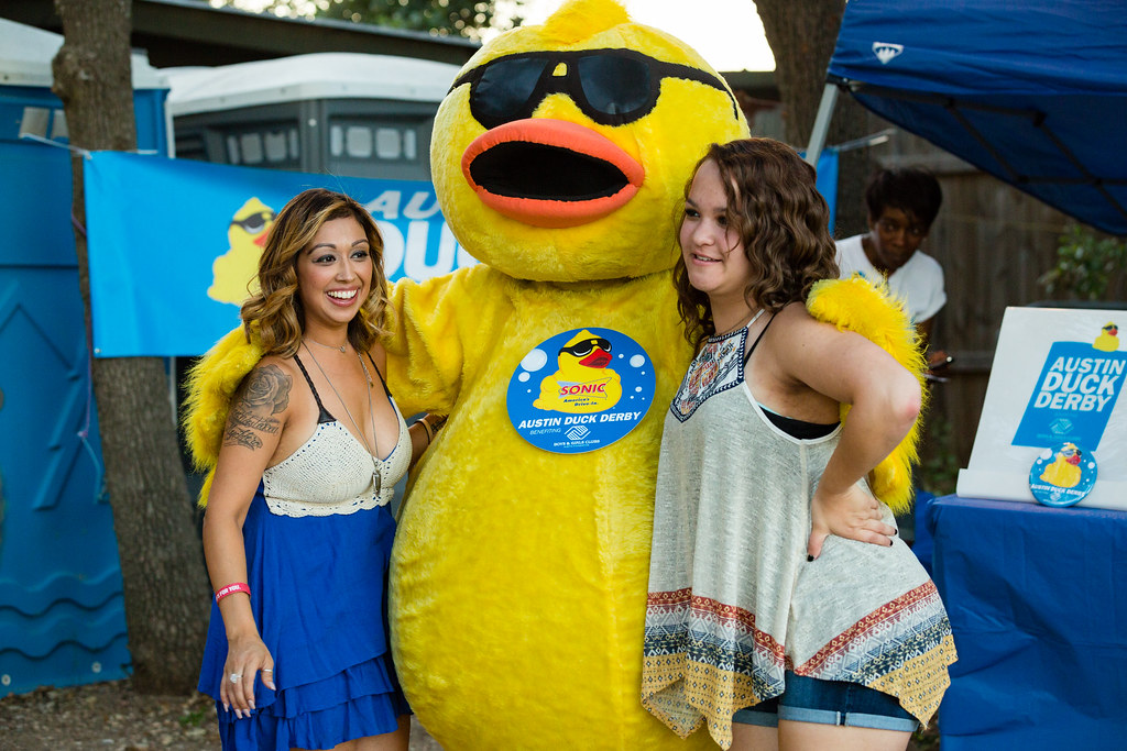 Third Annual Austin Duck Derby