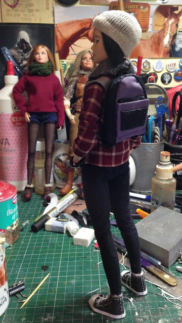 1/6th scale rucksack