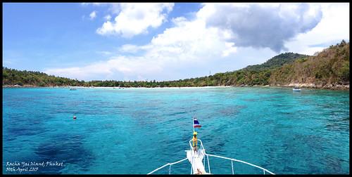 Siam Bay, Raya Island