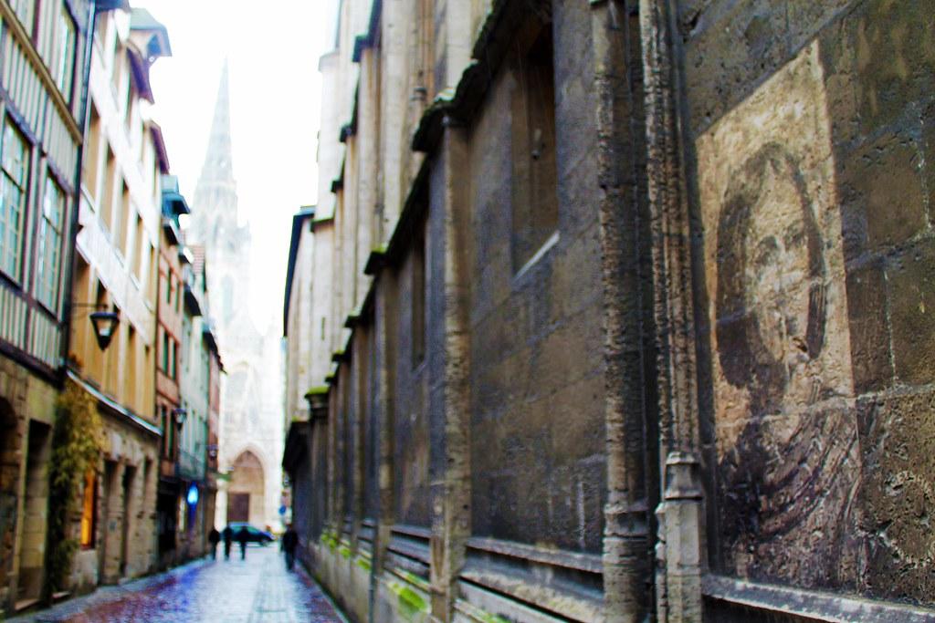 Drawing Dreaming - 10 coisas a fazer num dia em Rouen - Rue Saint-Roman