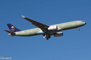 A330-343 Saudi MSN1743 F-WWCS (HZ-AQxx) - TLS