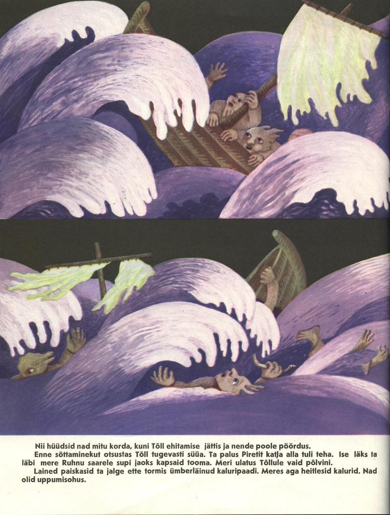 Tõll the Great - Page 07 - Written by Rein Raamat, Illustrated by Jüri Arrak, 1982