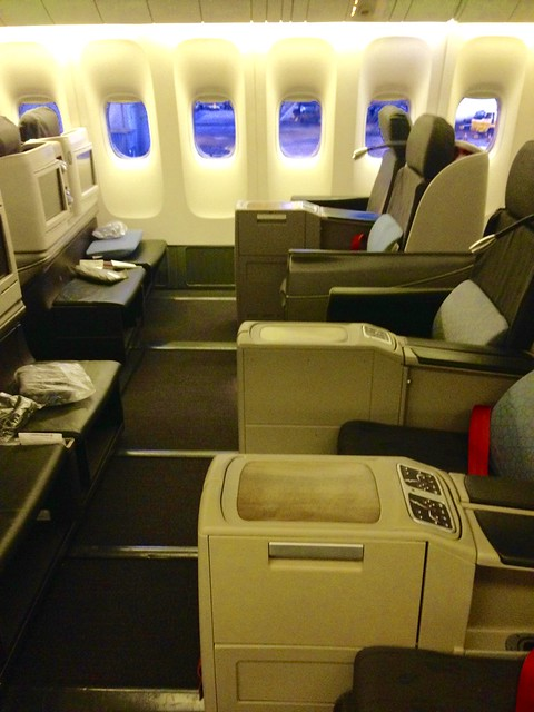 TK 15 Turkish Airlines Business Class Sao Paulo - Buenos Aires (GRU - EZE)