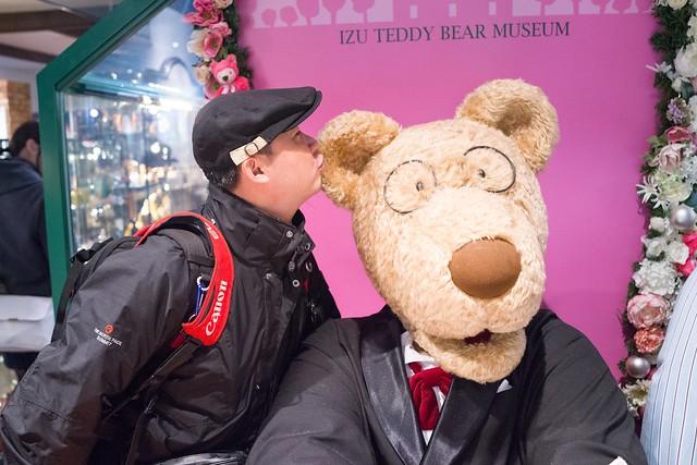 泰迪熊博物館