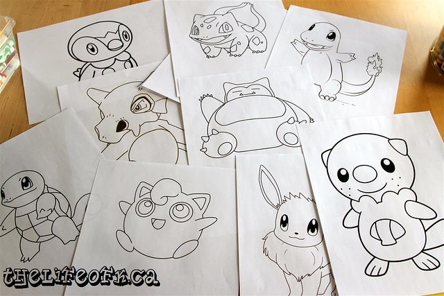 PokemonParty_Colouring