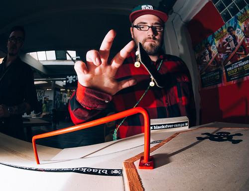 Marc Schmidt @ Fast Fingers 18