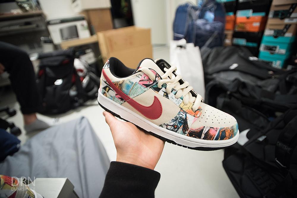 Nike SB Paris.