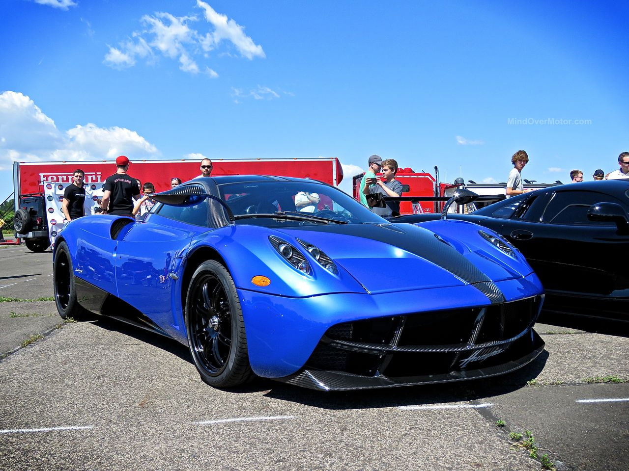Pagani Huayra CF Charities 2016