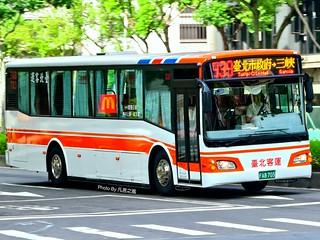 臺北客運 939 FAB-703 20160817