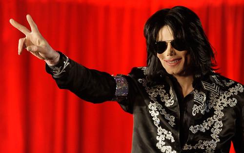«Король поп-музыки» Майкл Джексон, фото 2009 года
