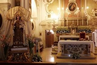 Noicattaro. Festa del Carmine front