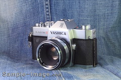 Yashica Auto Yashinon-DX 50mm f/2 (M42)