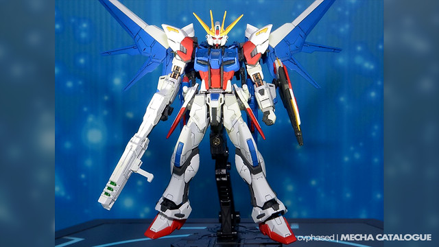 Gunpla Expo World Tour Japan 2016 Summer - RG Build Strike Gundam Full Package