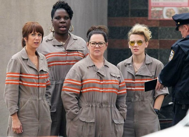 ghostbusters girls