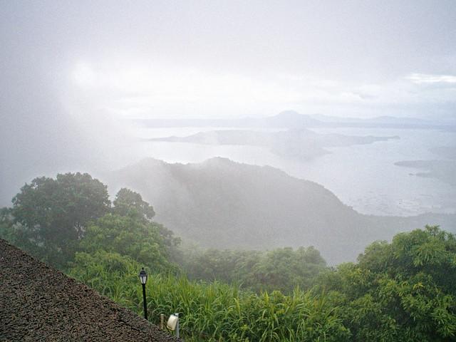 Past The Fog