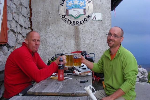 Traunstein Kaffe & Kuchen 1065m. 7+