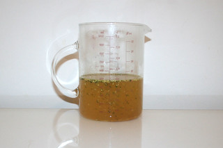 06 - Zutat Gemüsebrühe / Ingredient vegetable broth