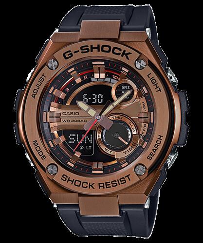 Reloj Casio G-shock Acero Hombre GST210B-4A