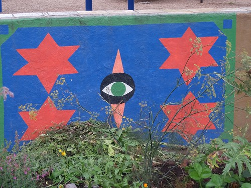 Sunnyside School Mural